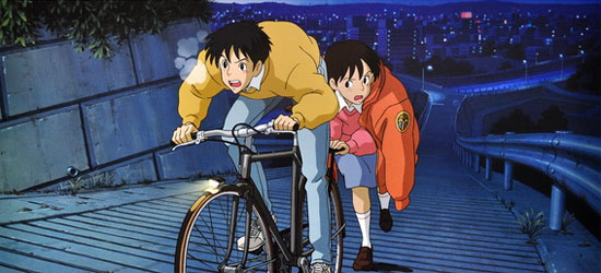 Kikis Delivery Service Tombo Bike Tombo From Kiki 39 s Delivery